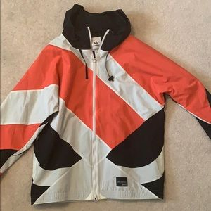 Adidas EQT Windbreaker Jacket (Brand New w/ tags)